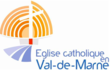 Logo of diocese of Créteil.png