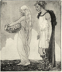 Loki and Idun - John Bauer.jpg