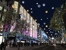 oxford street christmas lights london christmas 2016 32909695696jpg