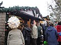 London South Bank Christmas Market in November 2011.JPG