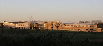 Long Eaton School - Image: Long Eaton School