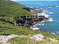 Looking out to The Carracks from Carn Naun Point - panoramio.jpg