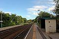 Looking south, Cefn-y-bedd railway station (geograph 4025105).jpg