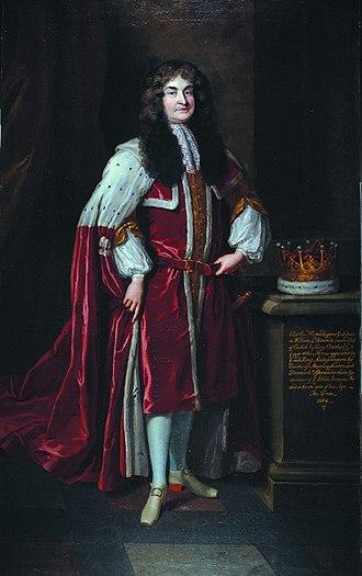 Charles Howard, 1st Earl of Carlisle - The Earl of Carlisle.