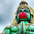 Lord Hanuman statue.jpg