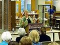 Loretta Cobb Addresses the Crowd (5115092103).jpg