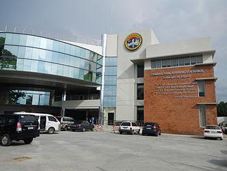 Los Baños, Laguna - Los Baños Town Hall