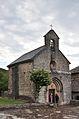 Los prejubilados comienzan el Camino de Santiago en Roncesvalles (28405135224).jpg