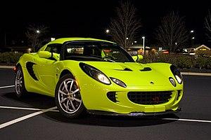 Lotus Elise - Lotus Elise Series 2