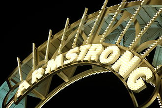 Louis Armstrong Park (New Orleans) - Image: Louis Armstrong Park