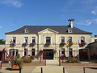 Lourches - Château du directeur de la Compagnie des mines de Douchy (02).JPG
