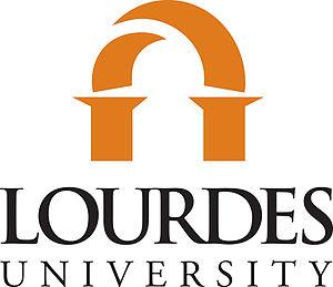 Lourdes University - Image: Lourdes University Logo