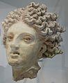Louvre-Lens - Les Étrusques et la Méditerranée - 327 - Rome, Villa Giulia, inv. 54350 (Tête féminine) (B).JPG