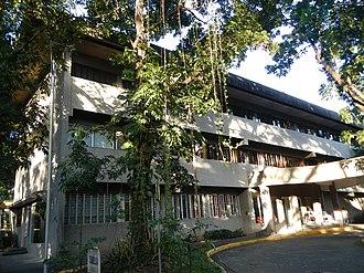 Pedro Arrupe - Image: Loyolaschoolsjf 2057 05