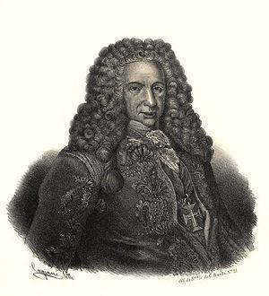 Luís da Cunha - D. Luís da Cunha; João Maria Cagiani.