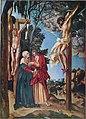 Lucas Cranach d. Ä. - The Lamentation of Christ - The Schleißheim Crucifixion - Alte PinakothekFXD.jpg