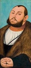 Johan Frederik de Grootmoedige (1503-1554), keurvorst van Saksen