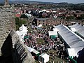 Ludlow from the castle Great Tower - geograph.org.uk - 89050.jpg