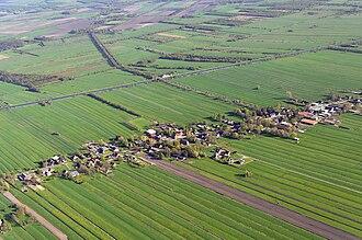 Odisheim - Aerial view (may 2012)