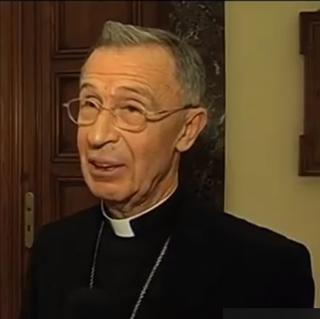 Luis Ladaria Ferrer Roman Catholic cardinal