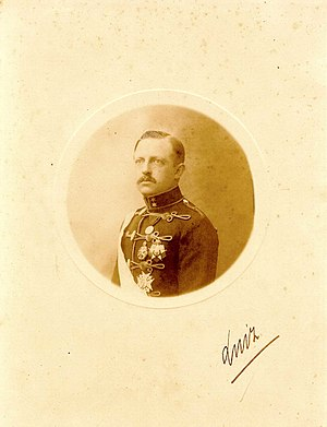 Prince Luís of Orléans-Braganza (1878–1920) - Image: Luis prince imperial 1909 Brazil
