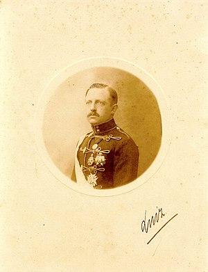 Prince Luís of Orléans-Braganza