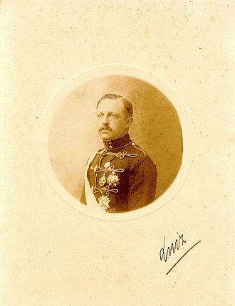 Prince Luís of Orléans-Braganza (1878–1920) - Image: Luis prince imperial 1909 Brazil