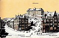 Lustnauer Tor mit dem Blick aufs Gerichtsgebäude H Sting 1919 (TPk031).jpg