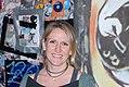 Lydia Moecklinghoff vor Lesung in Koeln.jpg