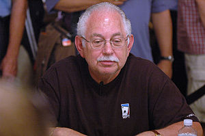 Lyle Berman - Berman in the 2005 World Series of Poker