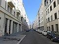 Lyon 2e - Rue Smith direction Perrache depuis la rue Casimir Perier (mars 2019).jpg
