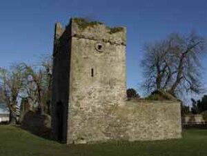 Lyons Hill - Lyons Castle