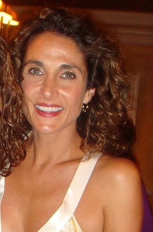 Melina Kanakaredes - Image: Mélina Kanakaredes (Ohio 2009)