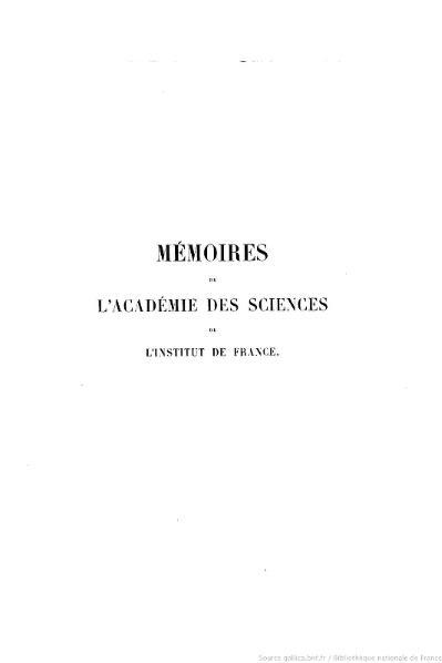 File:Mémoires de l'Académie des sciences, Tome 50.djvu