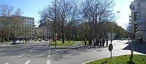 Altstadtring - Altstadtring at Maximiliansplatz
