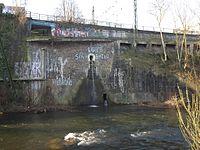 Mündung des Klusesprung Wuppertal 77.jpg