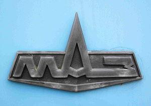 Minsk Automobile Plant - MAZ logo