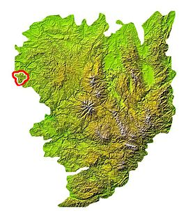 Massif central - Monts de Châlus
