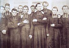 Gruppo di padri delle Missioni estere di Parigi, 1856