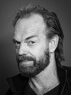 Hugo Weaving British actor