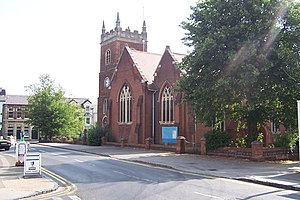 Fenny Stratford - St Martin's Church