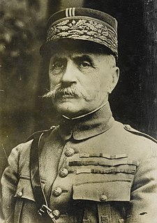 Ferdinand Foch French general and military theorist
