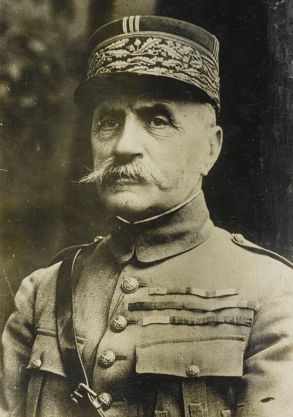 Maarschalk Ferdinand Foch (1851-1929), Bestanddeelnr 158-1095 (cropped)