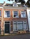 foto van Pand met brede voordeur met bovenlicht