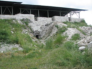 Maasilinna Castle - Image: Maasi stronghold 2007 1