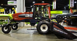 Agricultural machinery industry