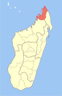 Diana Region