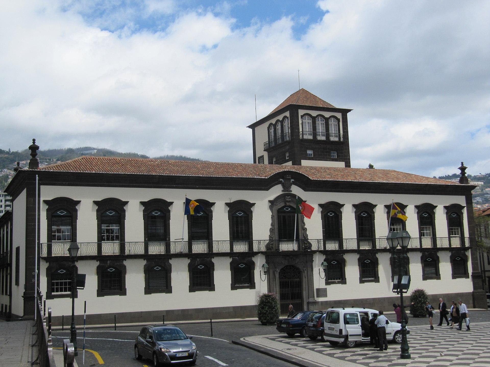 Paços do Concelho do Funchal – Wikipédia a enciclopédia livre #336398 1920x1440