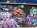Madrid - Graffitis en Chamartín 05.jpg