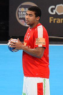 Mads Mensah Larsen Danish handball player
